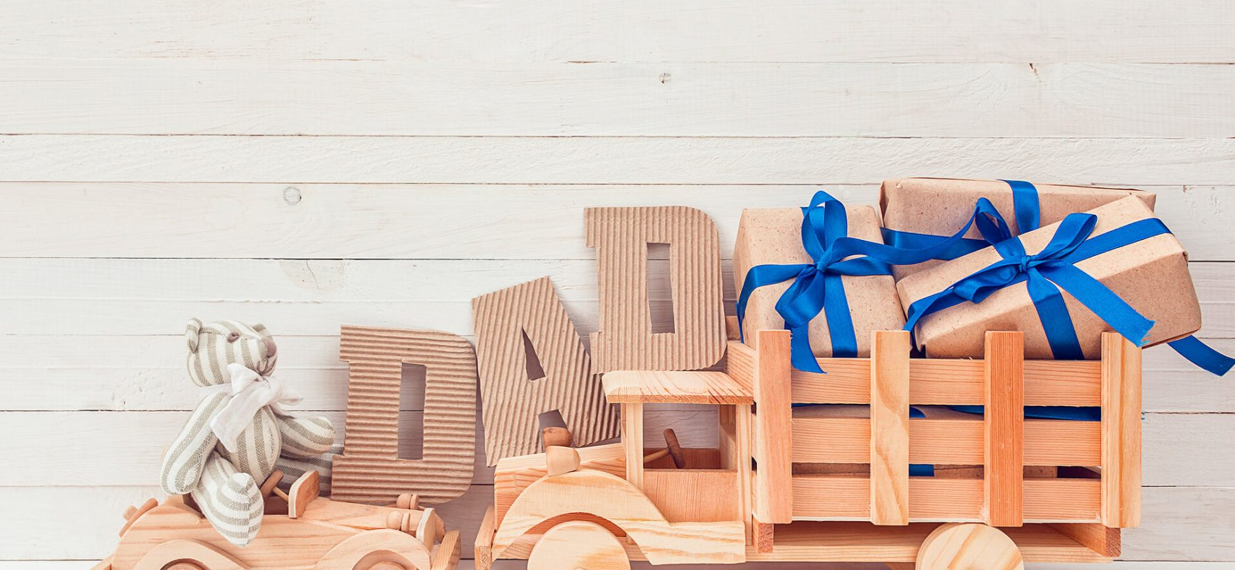 Personalised, handcrafted wooden toys. Perfect baby gifts!
